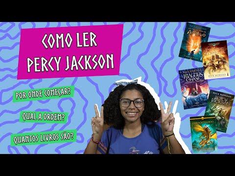 COMO LER PERCY JACKSON | MONTE OLIMPO