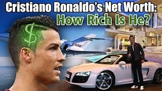 Cristiano Ronaldos Net Worth How Rich Is He