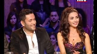 Talk of The Town 03 Jan 2013 - Dalida Khalil and Ziad Bourji حديث البلد