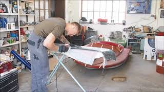 How To Make A Boat Windscreen Out Of Acrylic
