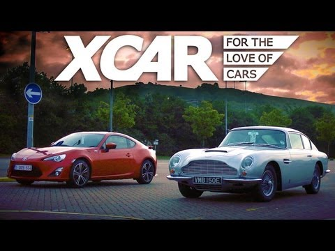 Toyota GT86: Road Trip To Le Mans - XCAR