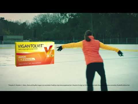 VIGANTOLVIT IMMUN Вигантолвит Иммун (комплекс для укрепления иммунитета), 60 шт, Германия