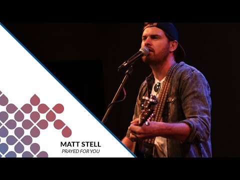 Matt Stell - Prayed For You