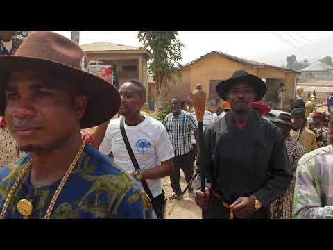 Izari Afa Agwuena of Abiriba 2018 part 2