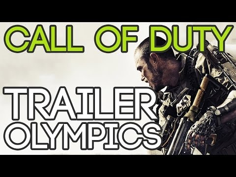 Olympijský trailer: Call of Duty: Advanced Warfare