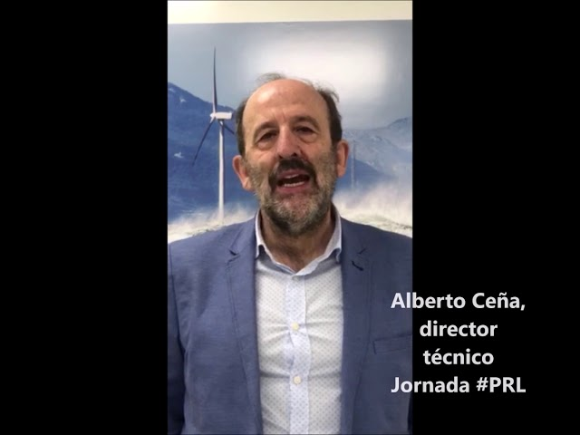 Principales temas de análisis en la jornada Seguridad y Salud en la eficiencia de parques eólicos