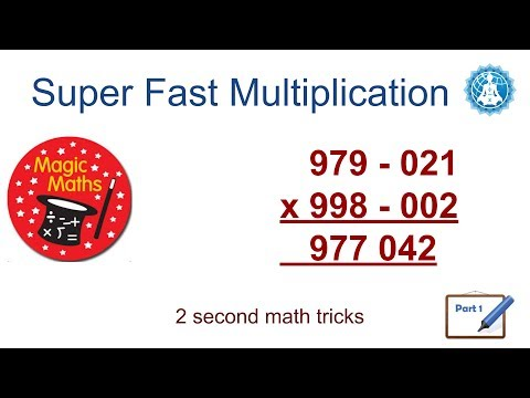 Download The Magic Of Vedic Math Best Trick On Speed Calculation For