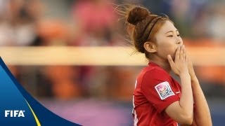Koreans give Brazil the kiss off