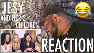 JESY AND HER 3 CHILDREN | REACTION
