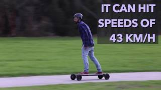 Evolve Carbon GT: a whole lot of electric skateboard