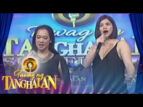 Tawag ng Tanghalan: Operatic Kundiman with Jing Winghofer and Anne Curtis