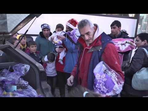 Emergency Support for Syrian Refugees in Serbia