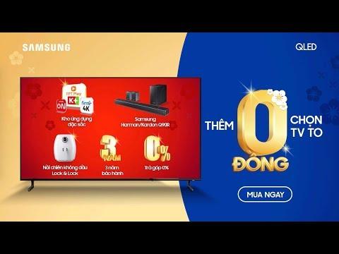Mừng Tết lớn cùng Samsung TV