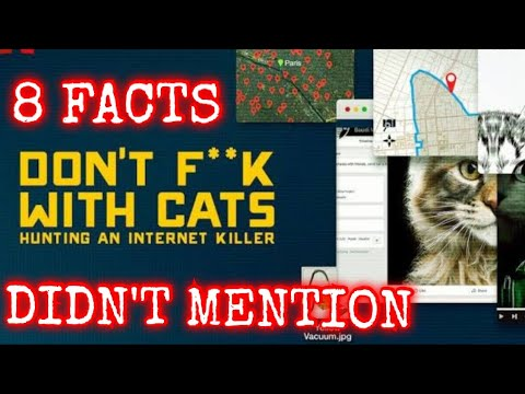 8 FACTS Dont F**K With Cats Did Not Mention