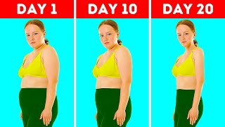 NO TIME FOR WORK OUT? TRY THIS! || 20 Workouts For The Perfect Body