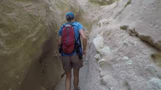 A short Jeep ride or hike to the slot canyon
