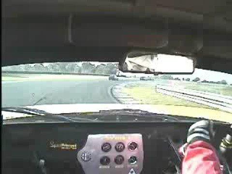 Snetterton 2008 – Ian Brookfield