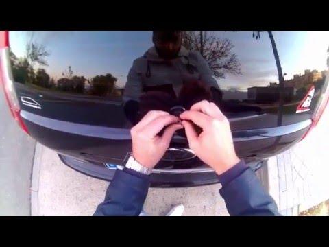 Ford C-Max MOD: Cambio limpiaparabrisas trasero por el del Citröen C2