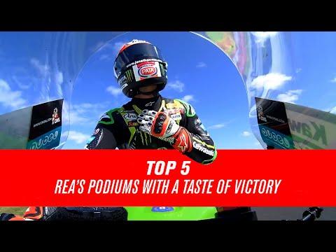 スーパーバイク世界選手権 SBK 第6戦チェコ ジョナサン・レイのハイライト動画