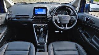 2018 Ford EcoSport | Ford EcoSport Titanium + | InDepth Tour | Hindi