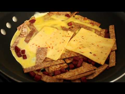 Food Wishes Recipes – Tortilla Chorizo Scramble Recipe – Whole Wheat Tortilla Chorizo Scramble