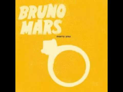 Bruno Mars - Marry You (Official Instrumental)