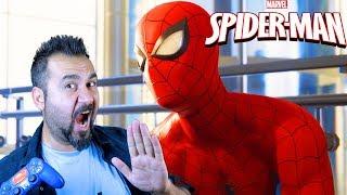ÖRÜMCEK ADAM MACERASI BAŞLIYOR! | SPIDER-MAN