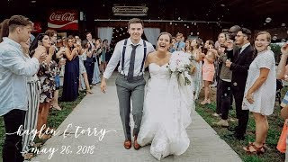 Kaylin + Torry Sheppard || 5.26.18 || Wedding Video
