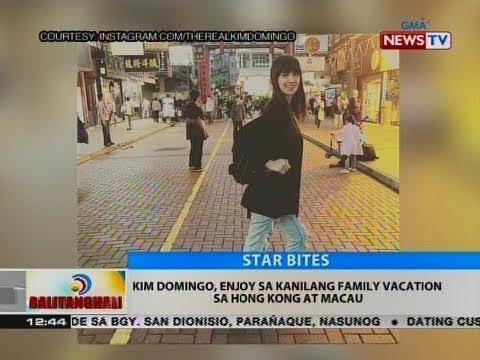 BT: Kim Domingo, enjoy sa kanilang family vacation sa Hong Kong at Macau