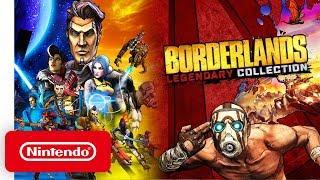 Nintendo Borderlands Legendary Collection - Launch Trailer anuncio