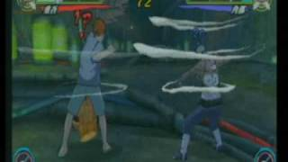 NA3: Juugo (Rockman) vs Kakuzu (Ultimate Fighter) AD Hoc Party Casuals