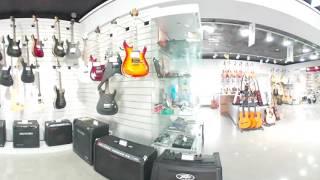 Свет и музыка Иркутск -видео 360 градусов -крути видео, что бы видеть больше!