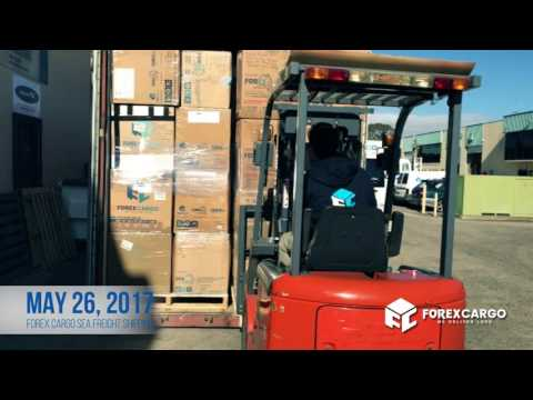 Balikbayan Boxes Fully Loaded and ready to go! - Forex Cargo Australia
