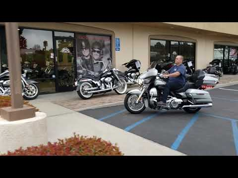 2017 Harley-Davidson CVO™ Limited® in Temecula, California