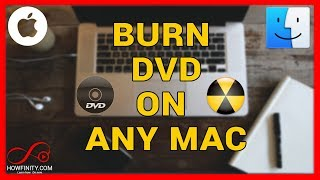Copy DVD or CD on Mac Using Disk Utility for free
