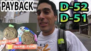 Payback Vlog D-52 e D-51 - Medalha de Inspiração