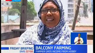 Balcony farming: Farming with a difference