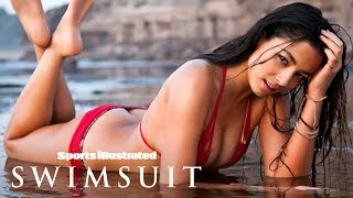 Jessica Gomes Blows You A Kiss, Goes Down Under In Sydney | Outtakes | Sports Illustrated Swimsuit