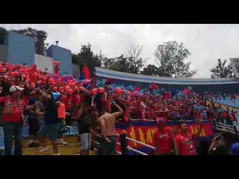 """""""La banda del Rojo, Municipal"""" Barra: La Banda del Rojo • Club: Municipal"""