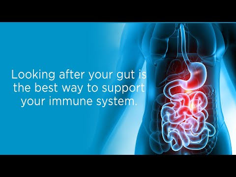 New Image International - Smoothie: Looking After Your Gut Health – Build Immunity