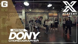 DONY X G CLASS | CHOREOGRAPHY VIDEO / Date Night (Same Time) (ft. Chris Brown) - Kirko Bangz