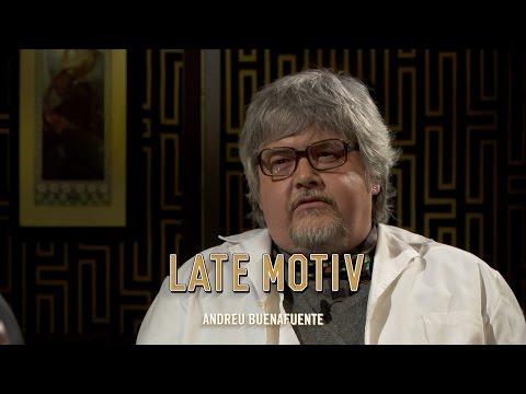LATE MOTIV - Javier Coronas. Inventos y patentes   #LateMotiv234