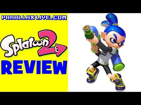 Splatoon 2 REVIEW (Nintendo Switch) video thumbnail