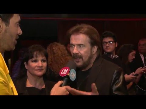 Pimpinela video Sony Up Front  - Entrevista CM 2016