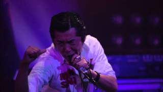 怒髪天「己DANCE」LIVEATNAKANOSUNPLAZA