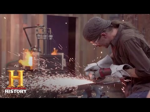Video trailer för Forged In Fire: Season 3 Trailer: 'Challenge of Champions'   History