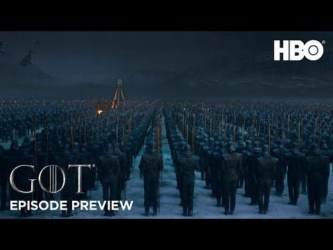 Game of Thrones 8. Sezon 3. Bölüm Fragmanı