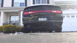 06 charger srt8 zoomers exhaust