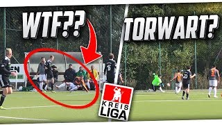 Kurioses FUSSBALL SPIEL mit verrückten Szenen! ft. viele Torchancen, Skills, Saves und mehr! PMTV