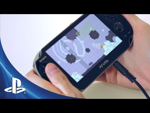 See How Sound Shapes Turns Your Vita Into A Fully Fledged Music Sequencer